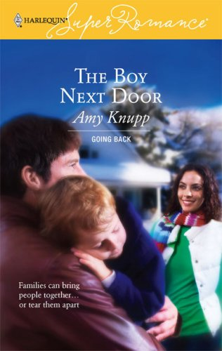 The Boy Next Door by Amy Knupp