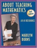 About Teaching Mathematics 036068
