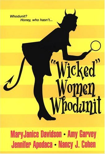 """Wicked"" Women Whodunit by MaryJanice Davidson"