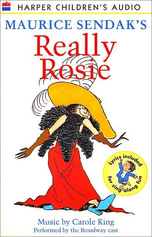 Maurice Sendak's Really Rosie Audio: Maurice Sendak's Really Rosie Audio