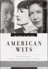 Voice of the Poet: American Wits: Ogden Nash, Dorothy Parker, Phyllis McGinley (Voice of the Poet)