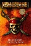 The Curse of the Black Pearl: The Junior Novelization (Pirates of the Caribbean)