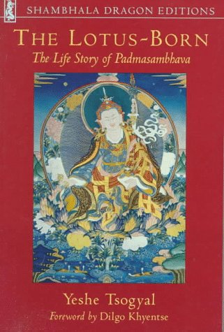 The Lotus-Born by Yeshe Tsogyal