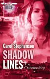 Shadow Lines (The Madonna Key, #4)