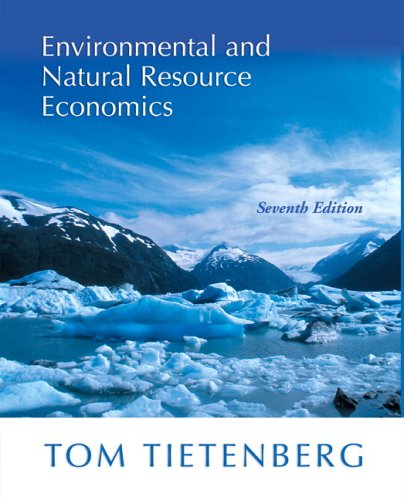 Environmental And Natural Resource Economics Journals