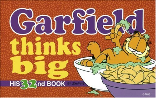 Garfield Thinks Big by Jim Davis