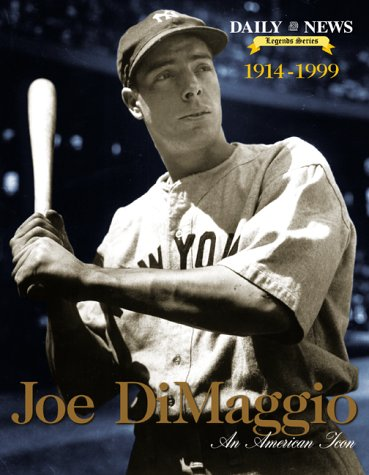 Joe DiMaggio by Joseph J. Bannon
