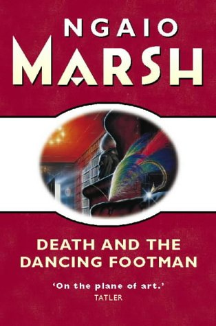 Death and the Dancing Footman by Ngaio Marsh