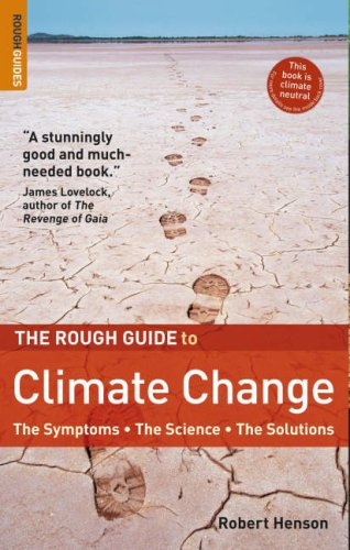 The Rough Guide to Climate Change by Robert Henson