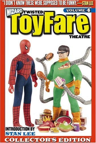 Twisted ToyFare Theatre, Volume 4 by Pat McCallum