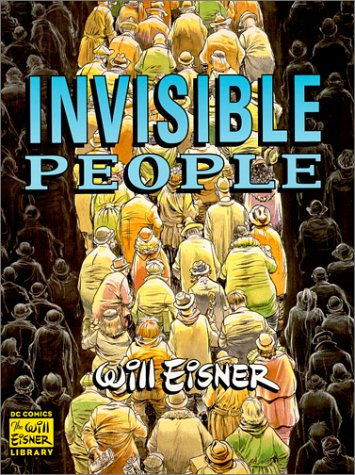 Invisible People (The New York Tetralogy #4)