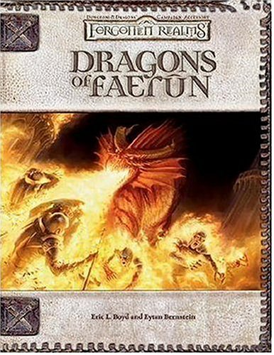 Dragons of Faerun (Forgotten Realms Supplement)