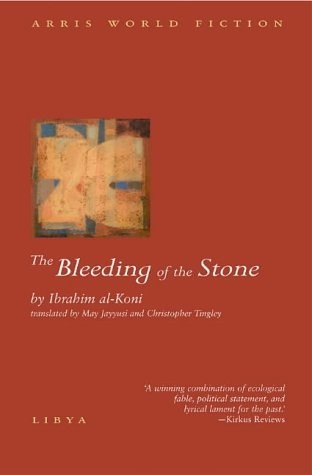 The Bleeding Of The Stone (Arris World Fiction)