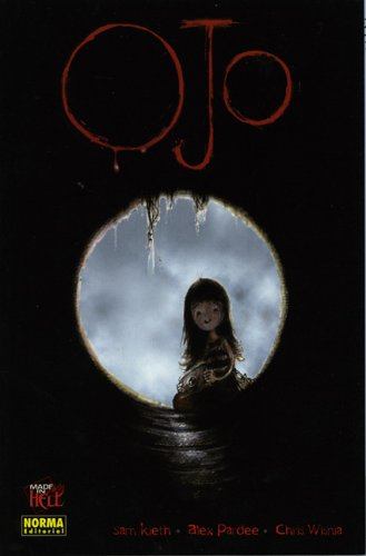 Ojo by Sam Kieth