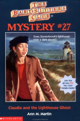 Claudia and the Lighthouse Ghost by Ann M. Martin