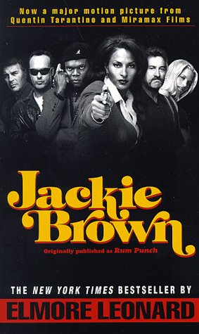 Jackie Brown by Elmore Leonard