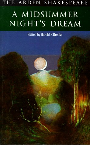 Find A Midsummer Night's Dream FB2 by William Shakespeare, Harold F. Brooks