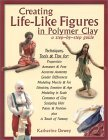 Creating Life-Like Figures in Polymer Clay: A Step-By-Step Guide