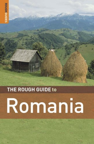 The Rough Guide to Romania by Tim Burford