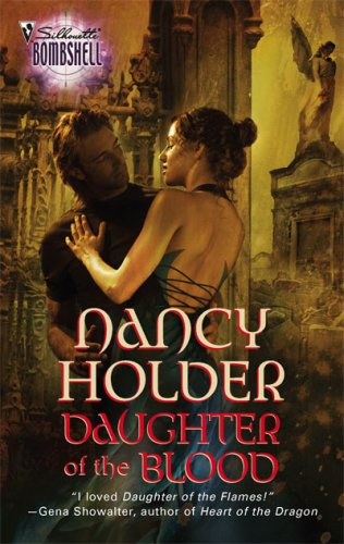 Daughter of the Blood by Nancy Holder