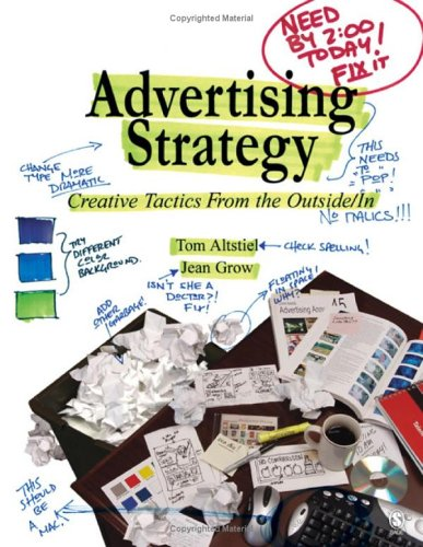 Advertising Strategy by Tom Altstiel