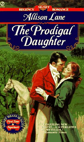 The Prodigal Daughter by Allison Lane