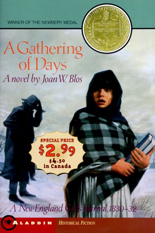 A Gathering of Days by Joan W. Blos