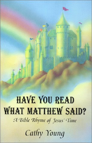 Have You Read What Matthew Said?