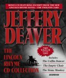 The Coffin Dancer / The Empty Chair / The Stone Monkey (Lincoln Rhyme, #2-4)