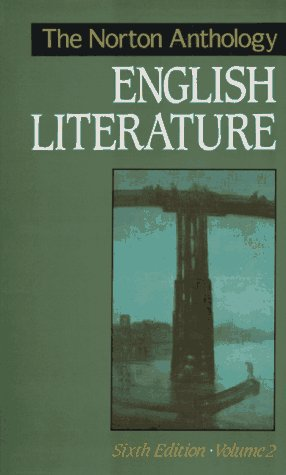 The Norton Anthology of English Literature Vol. 2 by M.H. Abrams