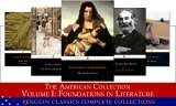 The American Collection, Vol. I: Foundations In Literature