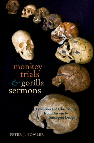 Monkey Trials and Gorilla Sermons by Peter J. Bowler