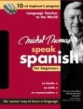 Michel Thomas Speak Spanish for Beginners: 10-CD Beginner's Program