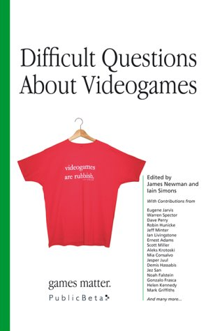 Difficult Questions About Video Games