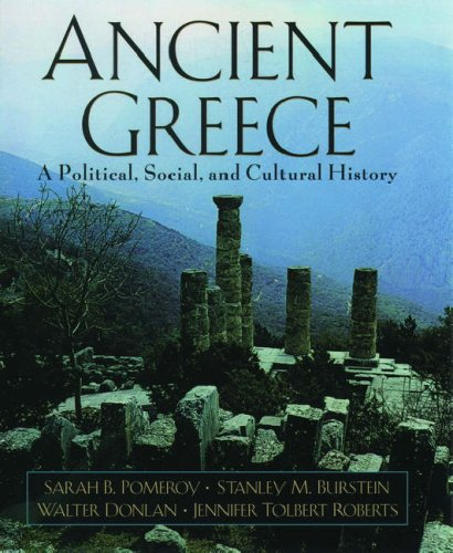 Ancient Greece by Burstein Donlan Pomeroy