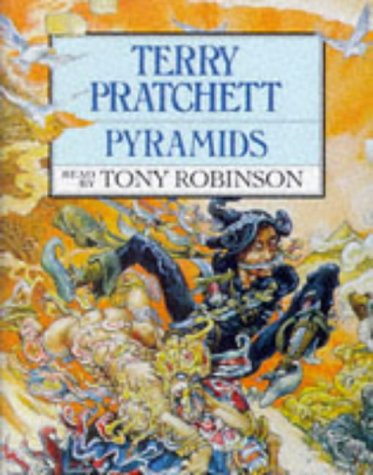 Pyramids Discworld 7 By Terry Pratchett Reviews
