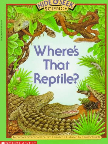 Hide And Seek Science 02: Wheres That Reptile?