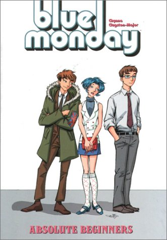 Blue Monday Volume 2 by Chynna Clugston Flores