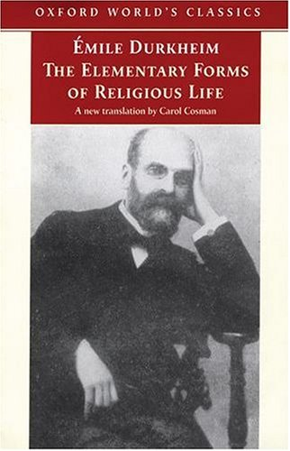 The Elementary Forms of the Religious Life Critical Context - Essay