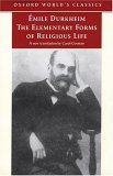 The Elementary Forms of Religious Life by Émile Durkheim