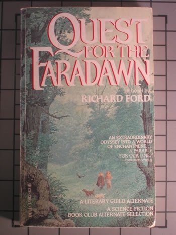 Quest for the Faradawn by Richard   Ford