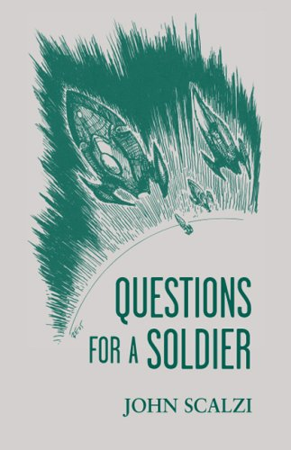 Start by marking questions for a soldier old man s war 1 5