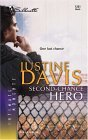 Second-Chance Hero (Redstone, Incorporated #5) (Silhouette Intimate Moments #1351)