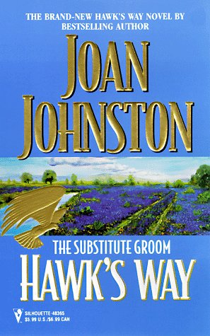 The Substitute Groom by Joan Johnston