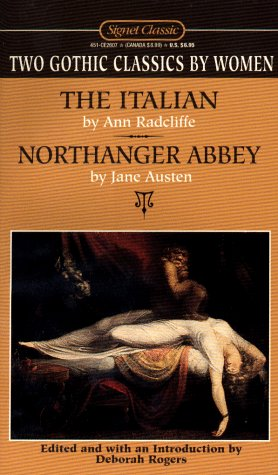 The Italian/Northanger Abbey by Deborah Rogers