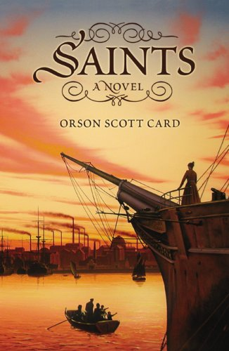 Download online Saints by Orson Scott Card ePub