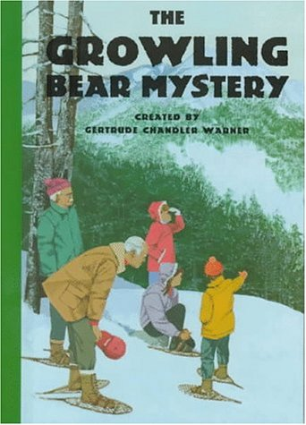 The Growling Bear Mystery by Gertrude Chandler Warner
