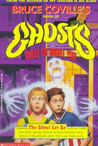 Bruce Coville's Book of Ghosts by Bruce Coville