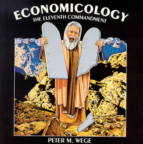 Economicology  by Peter McWege