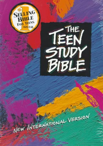 The Teen Study Bible NIV by Lawrence O. Richards